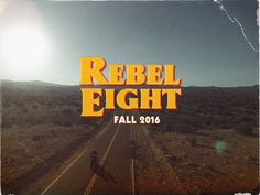 Rebel8 Fall #1 on Behance