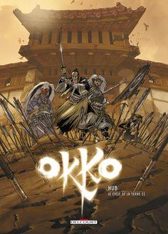 Okko : BD de Hub