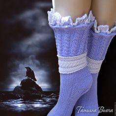 носки вязаные, шерстяные носки, стиль бохо, рустик, стиль кантри, обувь для дома, носки вязаные спицами, носки вязаные купить, носки ручной работы, авторские носки