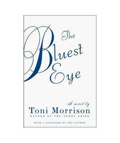 the internalization of pecola in the novel the bluest eye by toni morrison In a word, nobel prize laureate toni morrison's controversial novel the bluest eye is about u.