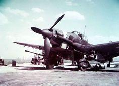 Junkers Ju87 G Panzerknacker