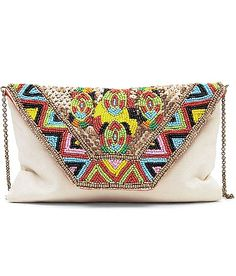 Gypsy Travel Pack Your Bags| Serafini Amelia| Sorpresa Beaded Crossbody Purse