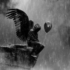 Traurig #alleine