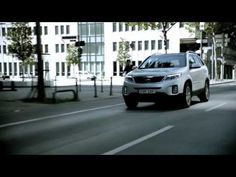 The All-New Kia Sorento - Driving Footage