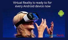 Now share your environment in 360 degree scenic beauty with friends and family or revisit the time again in completely new way. The Virtual Reality (VR) is a reality now for android mobiles and with Google's newly unveiled Cardboard Camera App it's reaching to many pockets.More info http://www.discussdesk.com/capture-vr-photographs-with-googles-cardboard-camera-app.htm