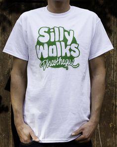 Silly Walks Shirt 2014 | Silly Walks Discotheque