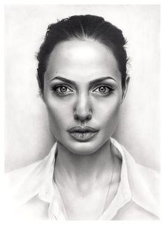 Realistic Portraits by Sarkis Sarkissian