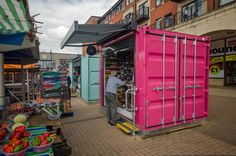 Shipping Container Conversions, Upcycled Second Life Structures available for…