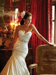 Sophia Tolli Wedding Dresses - Style Calla Y21364 #wedding #dresses #fall2013