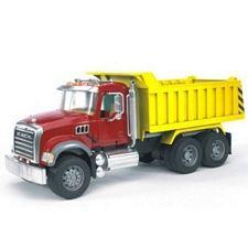 Mac Granite Dump Truck - Bruder Brand - Arsa Toys - $45.60