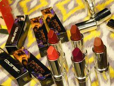 Colorbar Darkened Summer Lipstick Collection