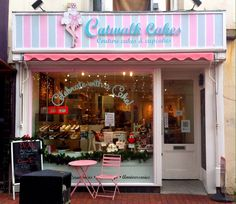 vegan and gluten free variety in cake shop, brighton! Cute Store, Couture Cakes, Cake Shop, Store Fronts, Brighton, Cupcake Cakes, Gluten Free, Neon Signs, Vegan