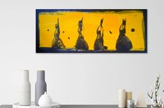 Buy Forms (April inside - day Acrylic painting by Alex Sojic on Artfinder. Discover thousands of other original paintings, prints, sculptures and photography from independent artists. Acrylic Painting Canvas, Art Drawings, Original Paintings, Sculptures, Artists, Abstract, Day, Artwork, Photography