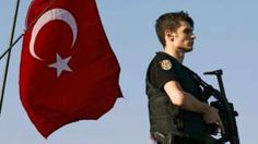 Turkey purges 13000 police officers over failed coup