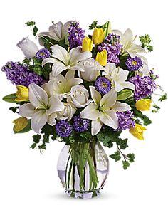 Spring Waltz Bouquet - Teleflora
