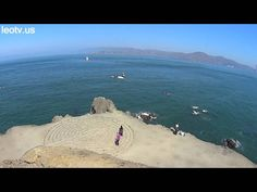 San Francisco is rich in spectacles - take a virtual tour right now! (picture: 2020 Lands End Trail) Lands End Trail, Virtual Tour, Landing, San Francisco, Tours, Beach, Water, Pictures, Outdoor