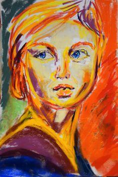 Start - Auftrags-Portrait-Abstrakte-Kunst Webseite!