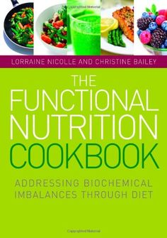 Covering a range of different ailments including fatty acid, gastro-intestinal and sex hormone imbalances, this book clearly explains the intricacies of each problem and offers useful tips on how to tackle them with diet. The recipes provided for each imbalance are easy to follow and are accompanied by detailed nutritional information.