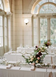 Beautiful reception