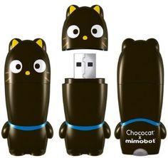Chococat flash drive - WANT!
