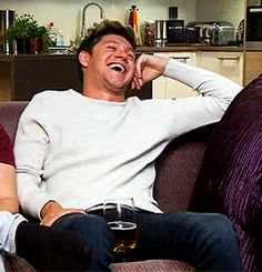 Niall and Harry Make Me Strong — littlervoice: Niall on Gogglebox for Stand Up To...