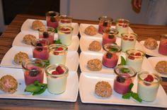 Food and More - Rezeptra: Dessertvariationen