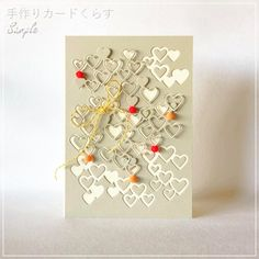 くらすおまけカード と 新型コロナ - Class / 手作りカードくらす Blog Entry, Crafts To Make, Gift Wrapping, Crafty, Frame, Cards, Cherry, Gifts, Decor