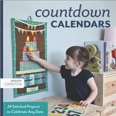 Enter to win 1 copy of Countdown Calendars from Stash Books with AllFreeHolidayCrafts.