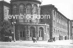 Margaryan Hospital, now and before
