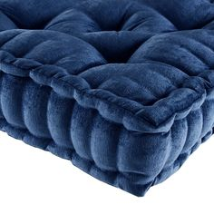 Shop Intelligent Designs Charvi Poly Chenille Square Floor Pillow Cushion - On Sale - Overstock - 21596131 Square Floor Pillows, Square Pouf, Floor Cushions, Ikea Couch, Intelligent Design, Chenille Fabric, Cushion Pads, Edge Design, Home Decor Outlet