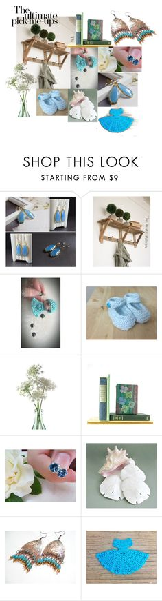 """The Ultimate Pick-me-ups"" by inspiredbyten ❤ liked on Polyvore featuring Woman Within and DCI"