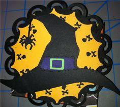 Project Center - Halloween Candy Box  #cricut