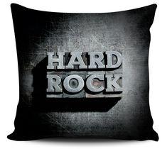 Almofada Hard Rock