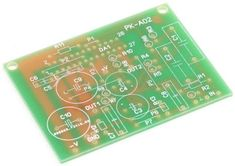 Радиоконструктор RKT-S04. Оконечный двухканальный УНЧ (2x60 Вт)