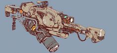 Pepper by Elijah McNeal   Sci-Fi   2D   CGSociety
