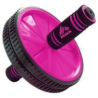 RBX Active Workout Performace Abdominal Wheel Pink - http://www.exercisejoy.com/rbx-active-workout-performace-abdominal-wheel-pink/cardio-training/