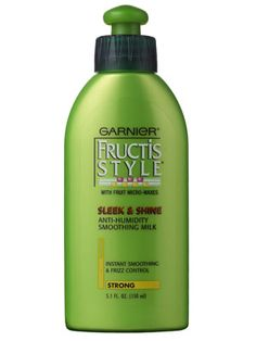 Garnier Fructis Sleek & Shine Anti-Humidity Smoothing Milk