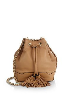 """Tassle Bucket bag 