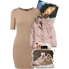 A fashion look from November 2016 featuring H&M jackets, NIKE shoes and MICHAEL Michael Kors shoulder bags. Browse and shop related looks.