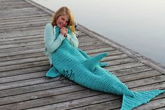 Ravelry: Soft & Cozy Dolphin Blanket pattern by MJ's Off The Hook Designs
