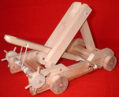 Château Fort, Catapult, Woodwind Instrument
