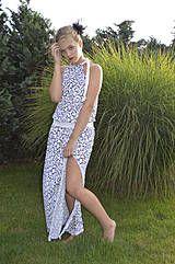 Šaty - dlhé šaty coccomofashion - 4189018_