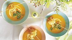 das wird ein fest - Möhren-Mango-Suppe