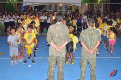 Abertura do 4º Jogos Estudantis do IEP - PrimeiroJornal