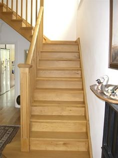 Staircase design gallery: E A Higginson Limited