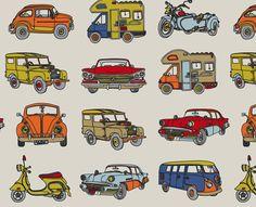 retro wallpaper by DESIGN TEAM