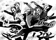 Ler mangá Kuroshitsuji - Capítulo 59 online