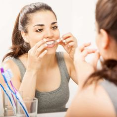 Is It Bad to Whiten Your Teeth? (Beware of Hidden Collagen Killer) by Oral Health, Dental Health, Health And Nutrition, Health And Wellness, Health Resources, Health Articles, Health Tips, Teeth Whitening Diy, Stained Teeth
