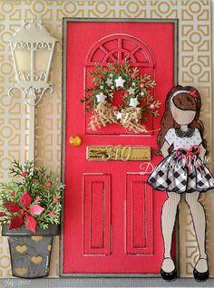 Christmas in July - By Daniela Alvarado.