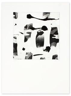 Image of Brush #1 - photogravure print